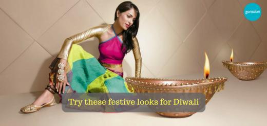 Youtuber GRWM for Diwali