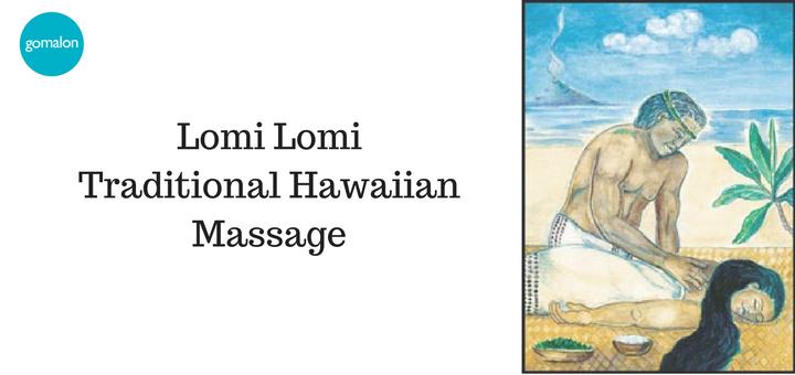 lomi lomi massage at Gomalon