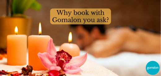 Gomalon – your wellness companion!