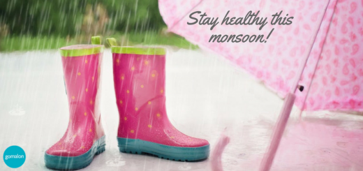 Monsoon or not – Always stay healthy!