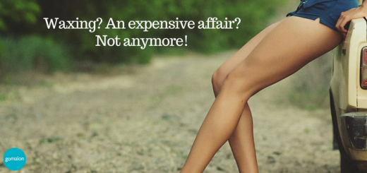 Waxing needn't be an expensive affair anymore!