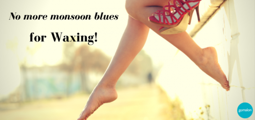 Monsoon blues and waxing? – Why not!