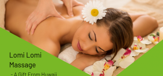 What is lomilomi massage - Origine & Benefits